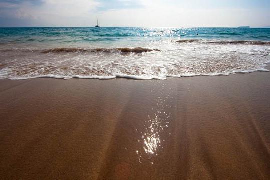 Песчаные пляжи Краснодарского края