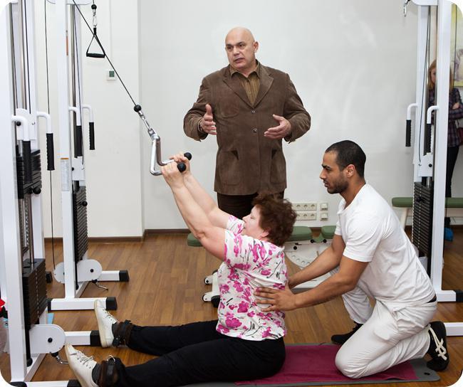 метод бубновского упражнение для позвоночника
