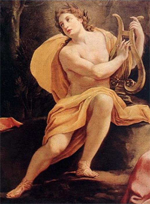 Древнегреческий бог аид картина