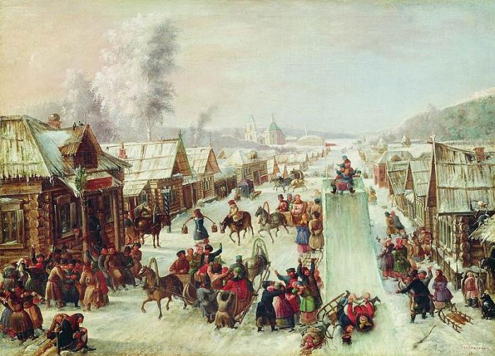Масленица описание праздника