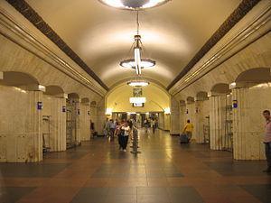 Как добраться с ярославского вокзала на курский вокзал