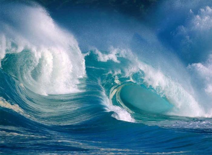 наибольшая глубина Тихого океана