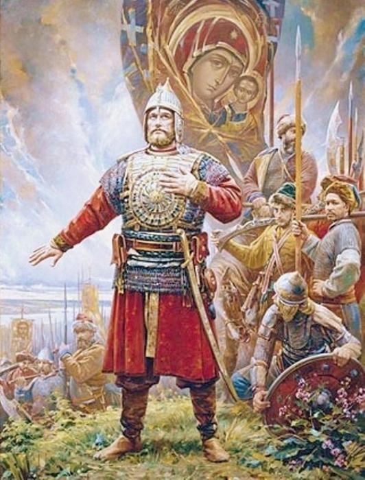 одежда древнерусского воина