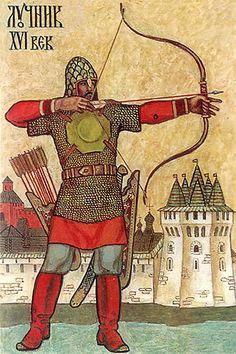 описание древнерусского воина