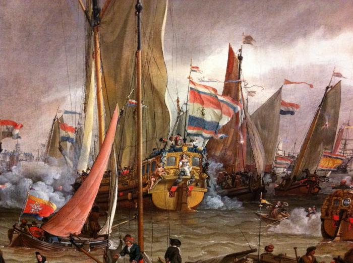 События Северной войны 1700-1721