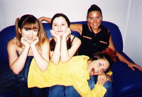 группа девочки фото