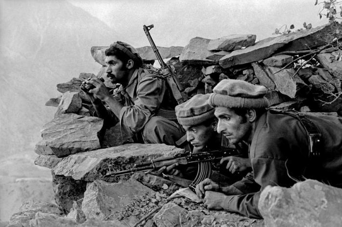 начало войны в Афганистане дата