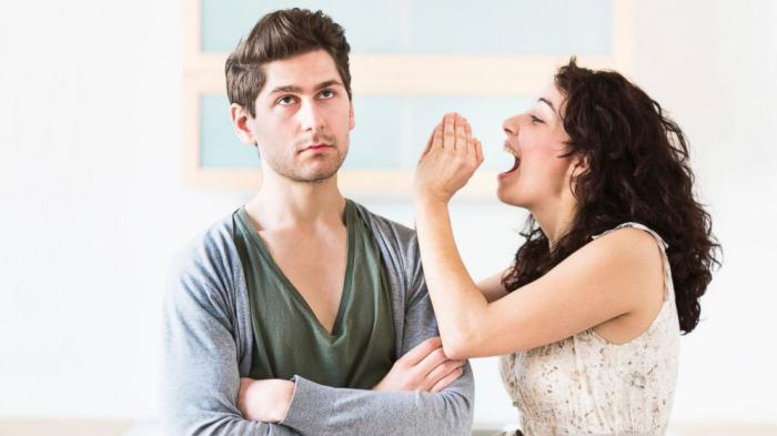 Как отвадить девушку от любимого