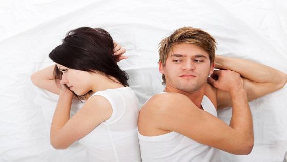 10 ошибок женщин в постели
