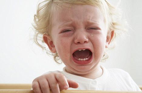 Как реагировать на истерики ребенка 2 года