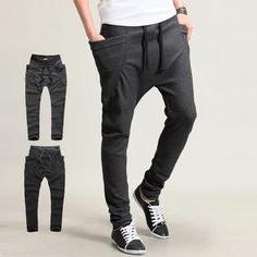 штаны с карманами по бокам мужские милитари