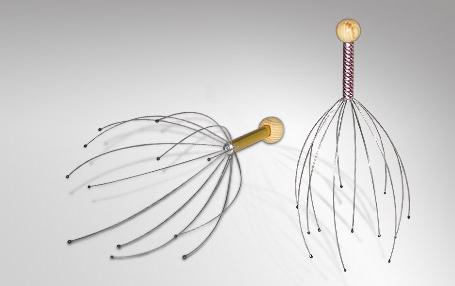 Когда изобрели массажер мурашка техника для кондитера на дому