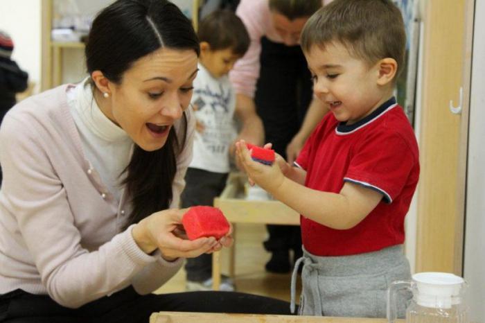 лучшие детские сады москвы по районам