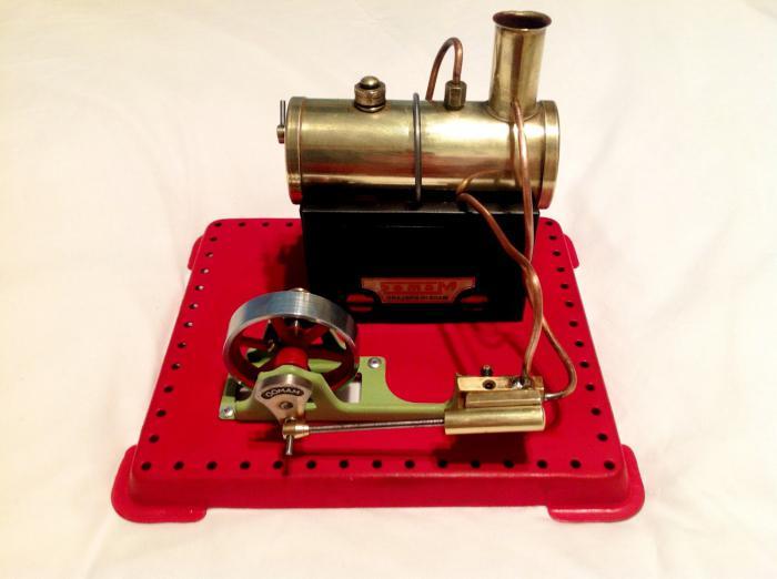Видео как сделать реактивный двигатель своими руками в домашних условиях