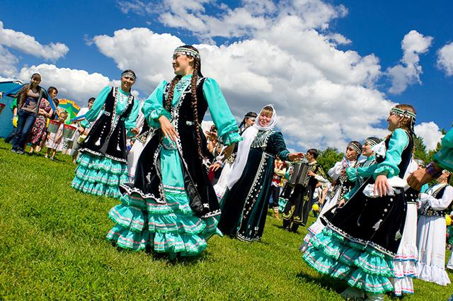 татарский праздник хыдырлез