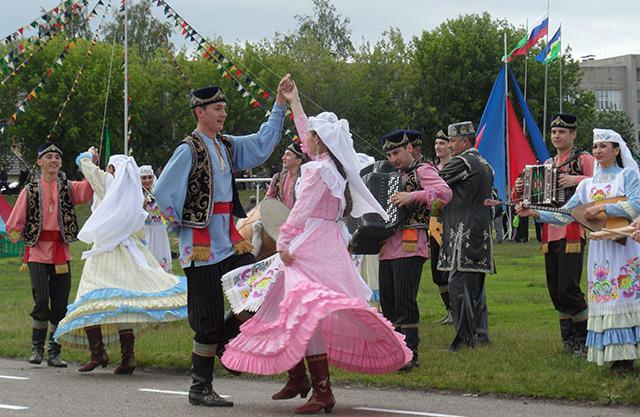 сабантуй татарский праздник