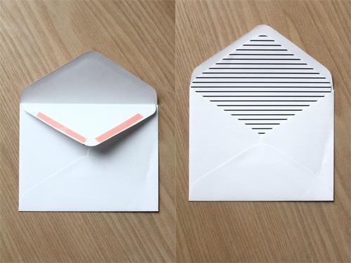 как сделать конверт для денег из листа а4