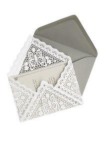 как сделать красивый конверт из листа а4