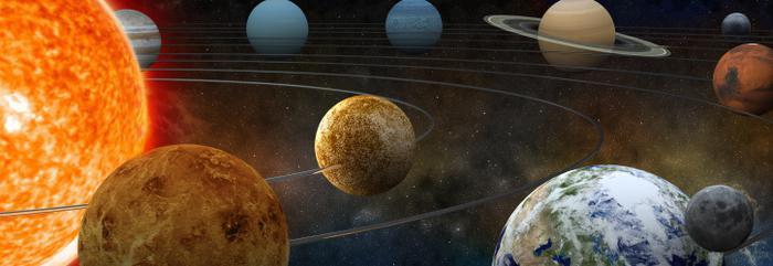 Версии происхождения Земли