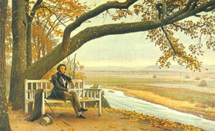 Главные мотивы лирики Пушкина. Темы и мотивы лирики Пушкина