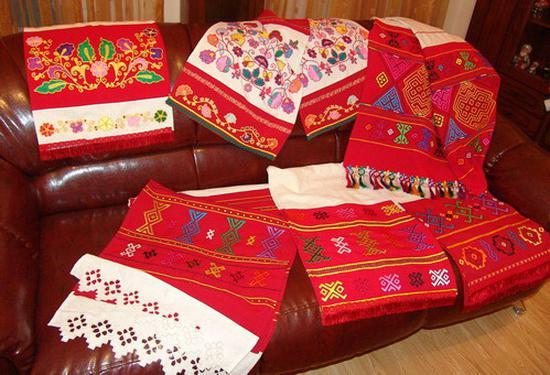 Башкирский орнамент вышивка 40