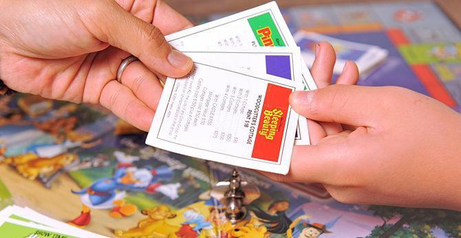 монополия игра