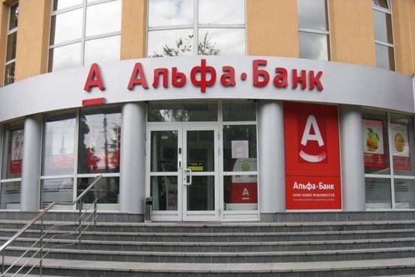 Банкоматы - Альфа-Банк