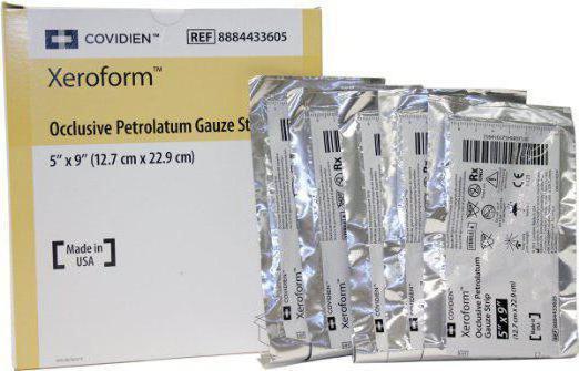 Ксероформ в уфе (препараты антибактериальные) фармацевтический.