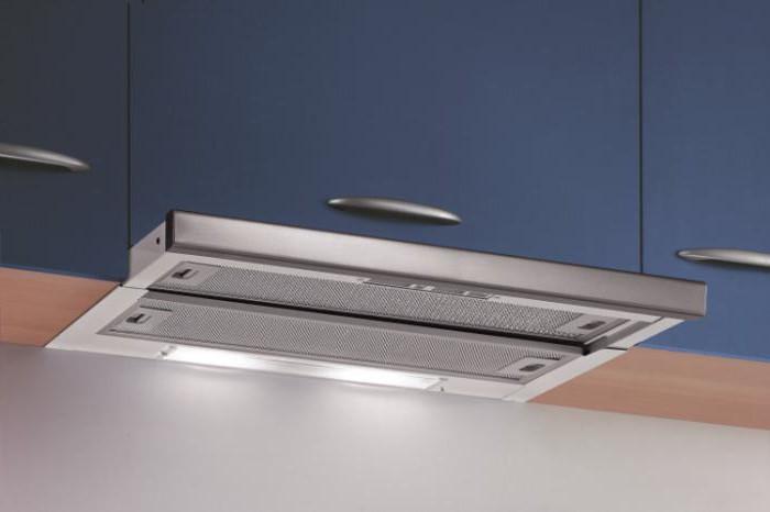 Электрические вытяжки для кухни без воздуховода