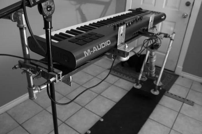 Подставка под синтезатор своими руками размеры6