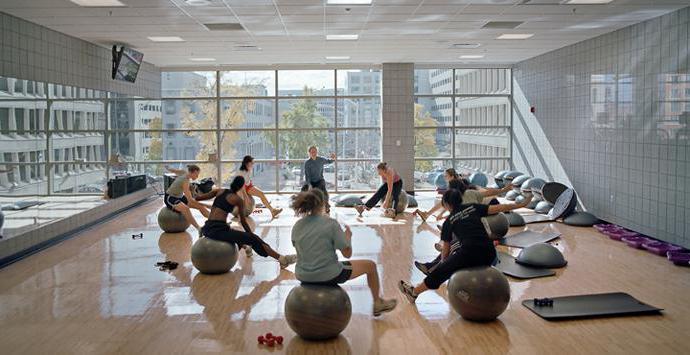 как открыть фитнес центр для беременных