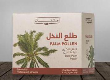 пальмовая пыльца от бесплодия