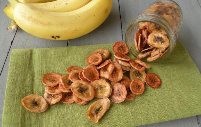 фруктовые чипсы рецепт