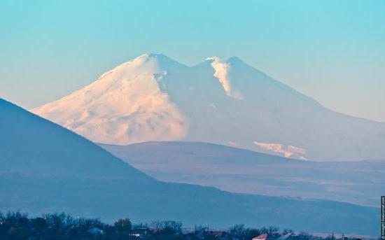 горы пятигорска высота