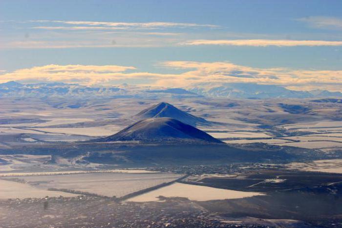 горы пятигорска названия