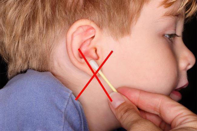 как правильно сделать турунду в ухо
