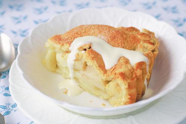 рецепт шарлотки на сковороде с яблоками без духовки