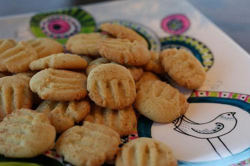 Печенье с майонезом, тающее во рту: рецепт с фото
