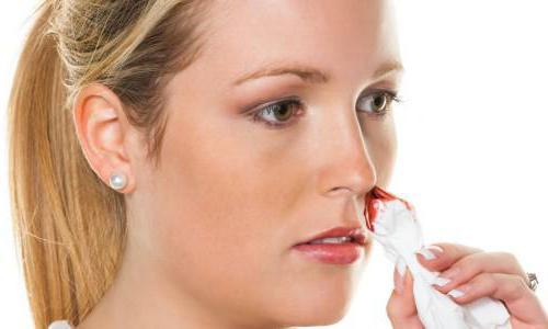 мазь в нос от аллергии
