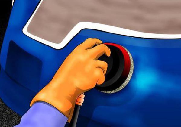 удаление ржавчины с кузова автомобиля и покраска своими руками