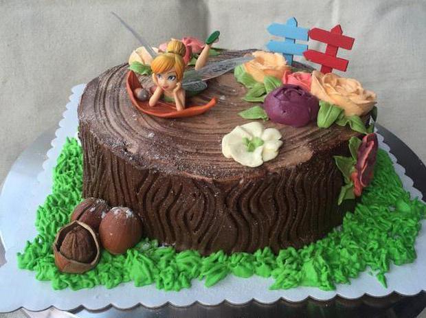 пенек торт