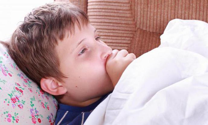 у ребенка лающий кашель без температуры