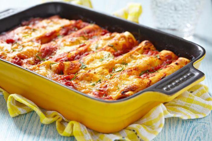 Как приготовить макароны с фаршем в духовке рецепт с фото пошаговый