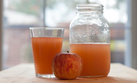 консервированный яблочный сок рецепт
