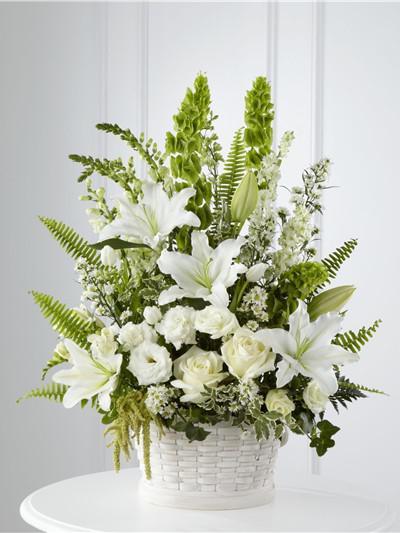корзинка для цветов