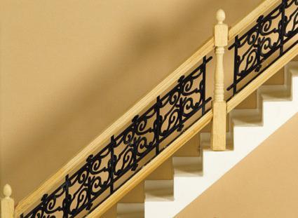 Как сделать поручни для лестницы своими руками фото 961