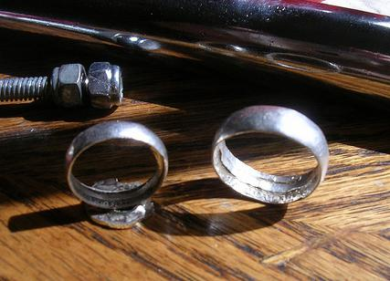 как сделать кольцо