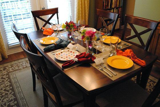 обеденный стол по индивидуальному размеру
