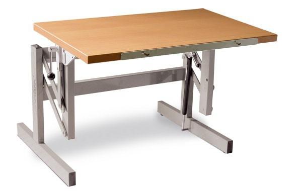Рабочий стол регулируемый по высоте своими руками