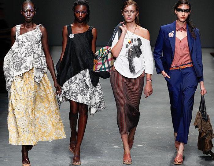 английские бренды одежды